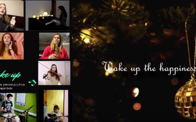 Pouk glasbe na daljavo – Shake up Christmas