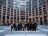 Obisk Evropskega parlamenta v Strasbourgu in Pariza
